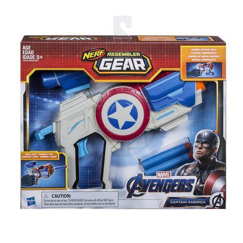 NERF Assembler Gear Marvel Avengers - Assorted