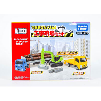 Tomica Gift Construction Car (4)