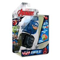 Marvel Avengers Battle Cube American Cap vs. Black Panther 2 Pack