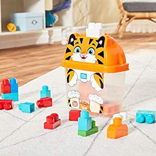 Mega Bloks Animal Bucket - Assorted