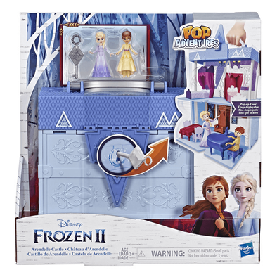 Disney Frozen 2 Pop Adventures Arendelle Castle