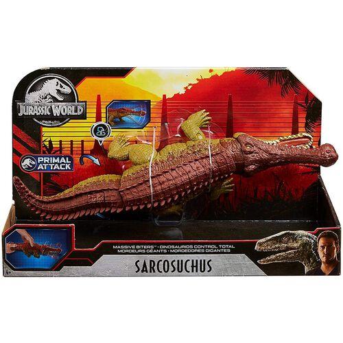 Jurassic World Massive Biters Large Dinosaur - Assorted