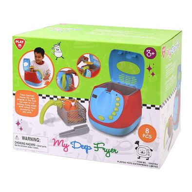 Play Go My Battery Operated Deep Fryer