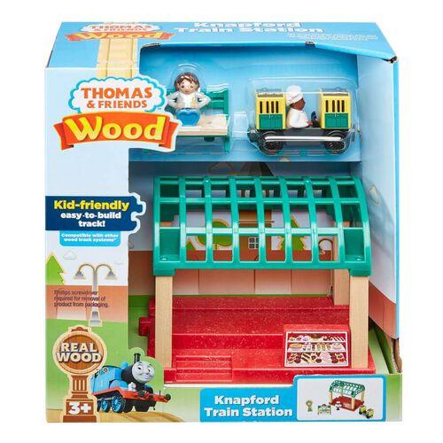 Thomas & Friends Wood Knapford Train Station