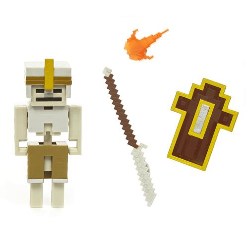 Minecraft Dungeons 3.25 Inch Figures - Assorted