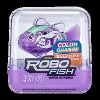 Zuru Robo Fish Series 1 Snowcasso