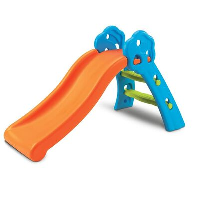 Grow'n Up -Qwikfold Fun Slide (Orange)