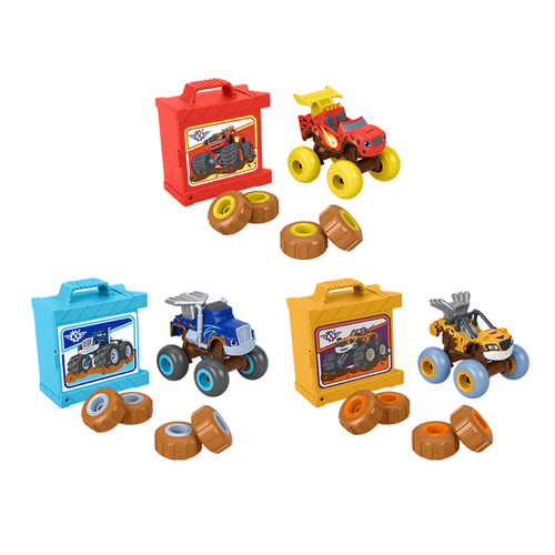Blaze and the Monster Machines Tune-up Tires - Assorted