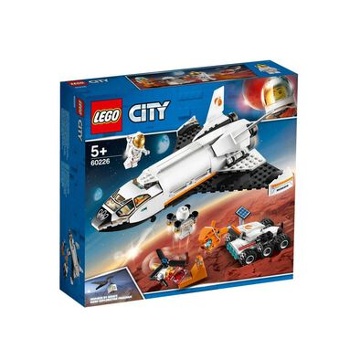 LEGO City Mars Research Shuttle 60226