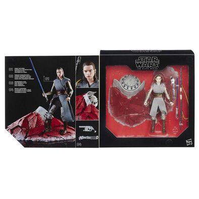 Star Wars Black Series Deluxe Rey