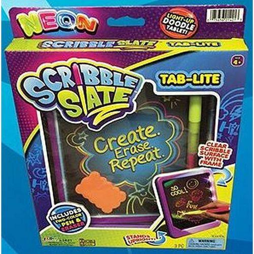 Ja-Ru Scribble Slate Tab-Lite