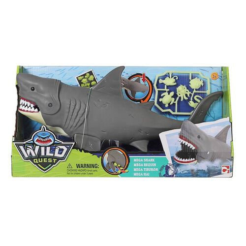 Wild Quest Mega Shark