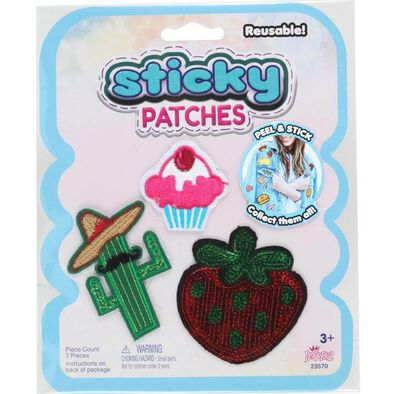 Sticky Patches Berry 119