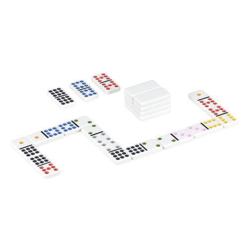 Play Pop Double 9 Dominoes Strategy Game