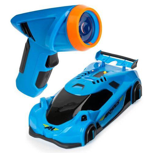 Air Hog Zero Gravity Laser Racer Blue