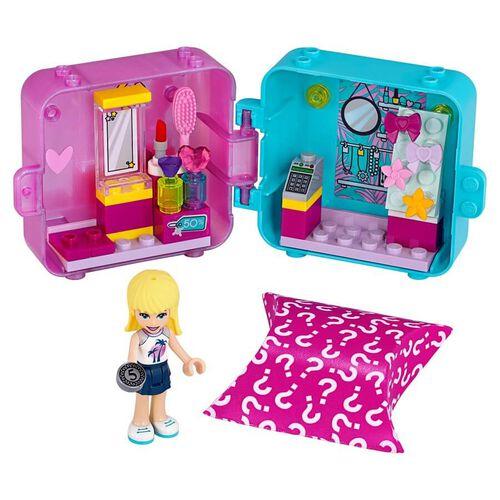 LEGO Friends Stephanie's Shopping Play Cube 41406