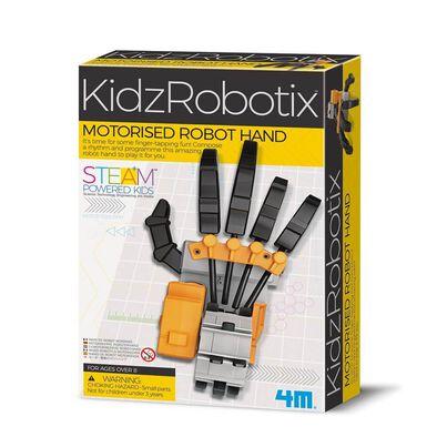 4M Kidz Robotix Motorised Robot Hand