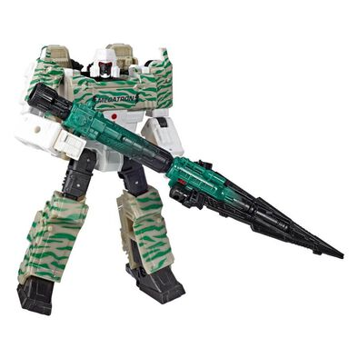 Transformers Generations Selects Combat Megatron