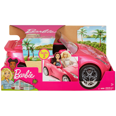 Barbie Estate Convertible Vehicle