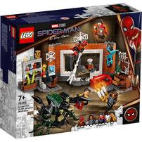 LEGO Marvel Super Heroes Spider-Man at the Sanctum Workshop 76185