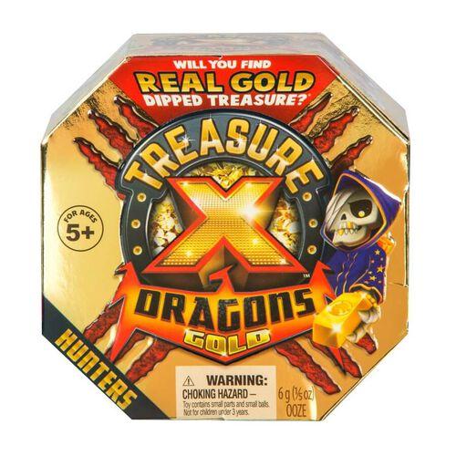 Treasure X Quest For Dragons Gold - Treasure Hunter