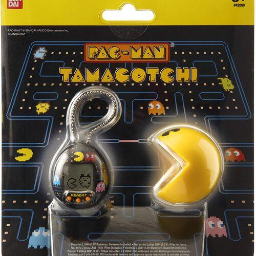 Tamagotchi x Pacman Nano Black With Case