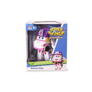 Super Wings Transforming Rescue Zoey