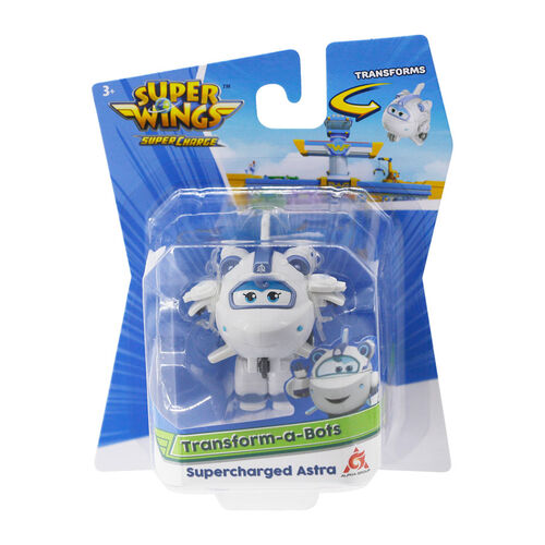Super Wings Transform-A-Botssupercharged Astra