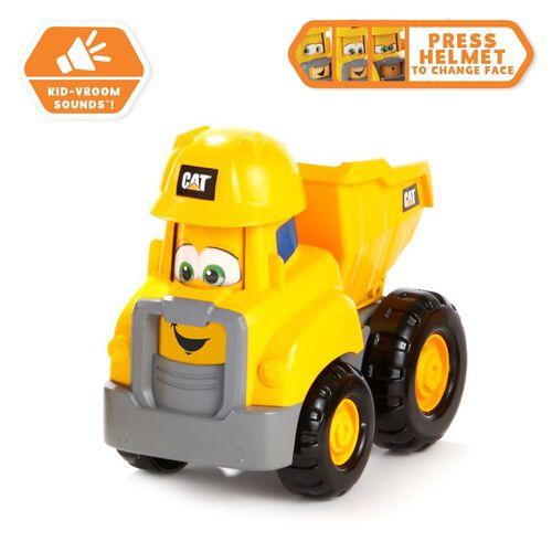 Cat Junior Crew Construction Pals Dump Truck