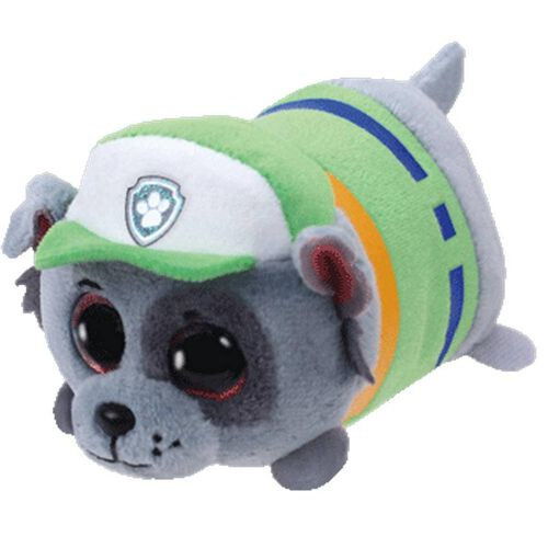 Ty Teeny 4 Inch Paw Patrol Rocky The Mixed Breed