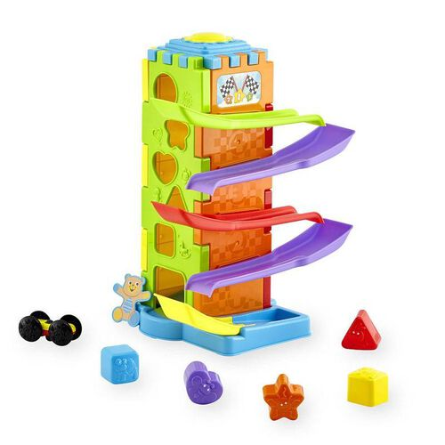BRU 5-In-1 Tower Challenge