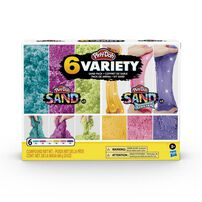 Play-Doh Sand Variety Pack
