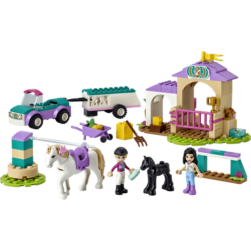 LEGO Friends Horse Training And Trailer 41441