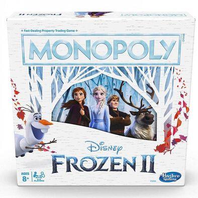 Disney Frozen 2 Monopoly
