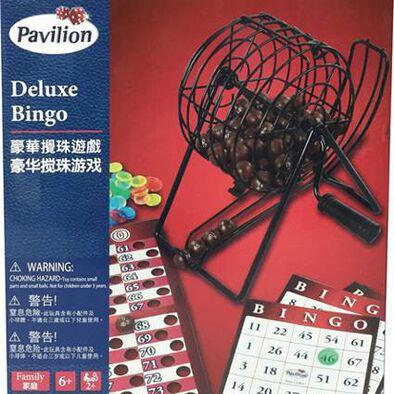 Pavilion Bingo Deluxe Set