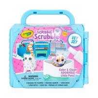 Crayola Scribble Scrubbie Beauty Set - Assorted