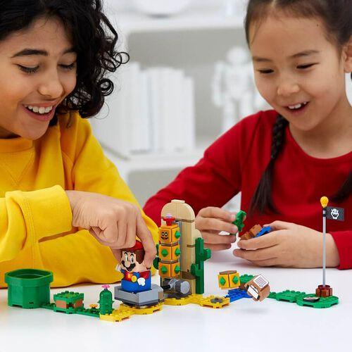 LEGO Super Mario Desert Pokey Expansion Set 71363