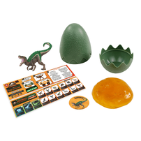 Jurassic World Captivz Slime Egg - Assorted