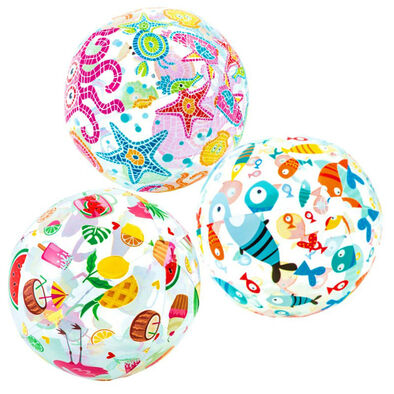 Lively Print Balls 3 - Assorted