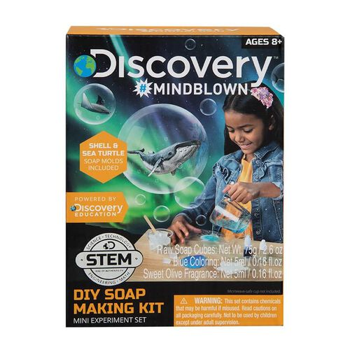 Discovery Mindblown Soap Making Kit