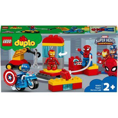LEGO Duplo Marvel Super Heroes Lab 10921