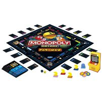 Monopoly Game: Arcade Pacman