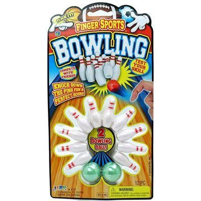 Ja-Ru Finger Sports Bowling