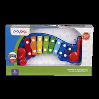 Play Big Rainbow Xylophone