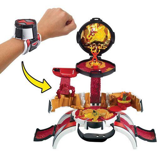 Ben 10 Heatblast Microworld Playset