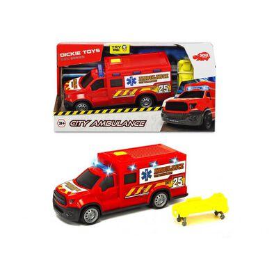 Dickie Toys City Ambulance