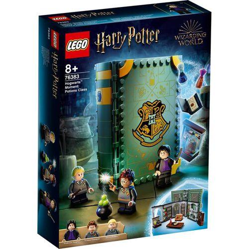 Lego Harry Potter Hogwarts Moment: Potions Class 76383 ...