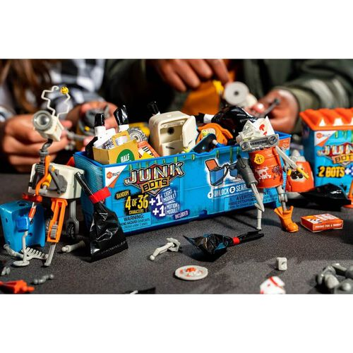 Hexbug Junkbots Industrial Dumpster - Assorted