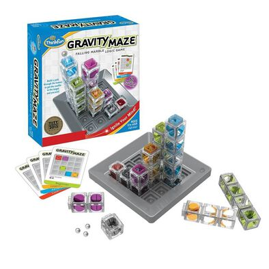 Nanoblock Thinkfun Gravity Maze