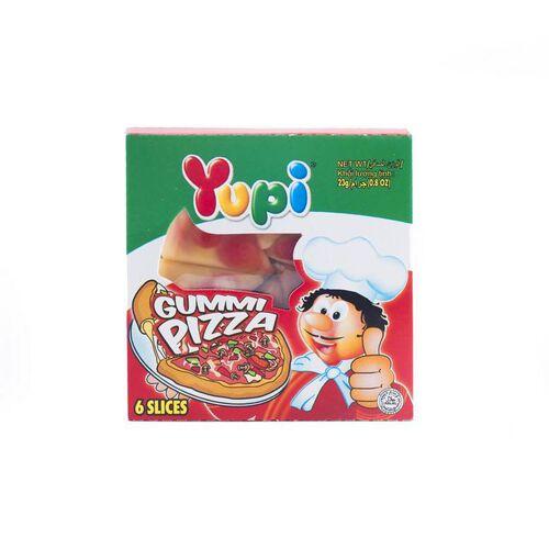 Yupi Gummi Pizza 23g
